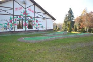 Inn Lisova Pisnya, Hotels  Dzvynyach - big - 43