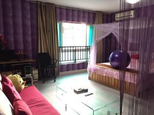 Chongqing Lanxi Theme Apartment