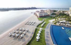 Курортная гостиница «The Ritz-Carlton Abu Dhabi, Grand Canal», Абу-Даби
