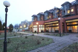Hotel JU Penzionerski dom ZDK