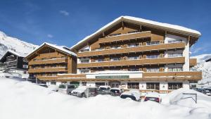 Alpenhotel Valluga - Hotel - Zürs