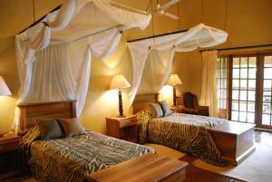Kumbali Country Lodge, B&B (nocľahy s raňajkami)  Lilongwe - big - 32