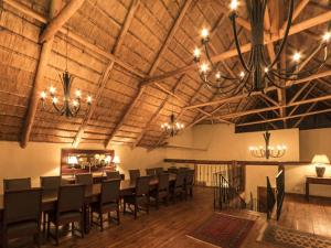 Kumbali Country Lodge, B&B (nocľahy s raňajkami)  Lilongwe - big - 31