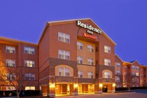 Residence Inn Indianapolis Downtown on the Canal, Hotels  Indianapolis - big - 21