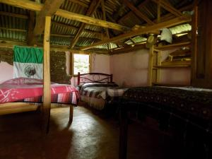 Rancho Hostal La Escondida Eco Park, Bed & Breakfast  Teopisca - big - 72
