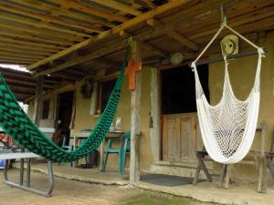 Rancho Hostal La Escondida Eco Park, Bed & Breakfast  Teopisca - big - 69