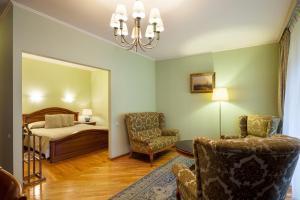 Отель Жук-Жак - фото 27