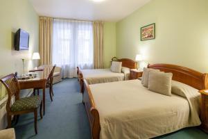 Отель Жук-Жак - фото 16
