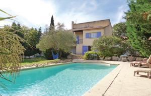 Holiday home Aigues-Vives YA-1285