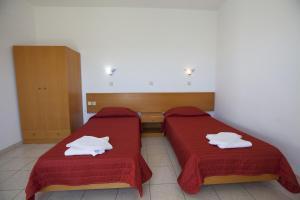Moscha Hotel, Апарт-отели  Фалираки - big - 8