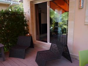 Mascarisle, Bed & Breakfasts  Libourne - big - 14