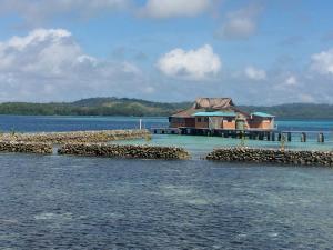 Imagination Island, Chaty v prírode  Gizo - big - 143