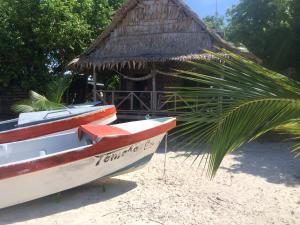 Imagination Island, Chaty v prírode  Gizo - big - 141