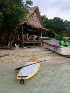 Imagination Island, Chaty v prírode  Gizo - big - 132
