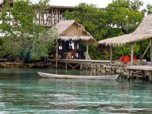 Imagination Island, Chaty v prírode  Gizo - big - 108