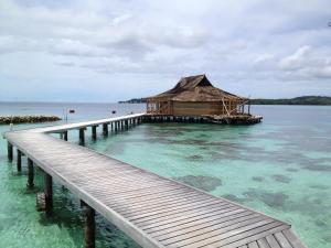 Imagination Island, Chaty v prírode  Gizo - big - 150