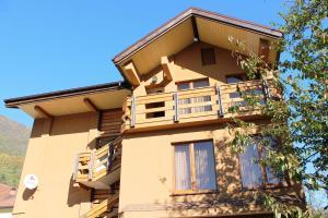 Гостиный дом Альпика, Красная Поляна