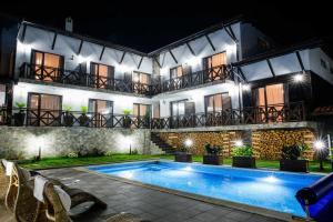 Einstein House & Spa, Guest houses  Marchevo - big - 21