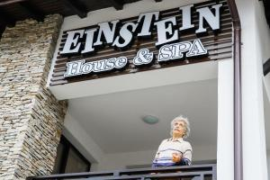 Einstein House & Spa, Guest houses  Marchevo - big - 14