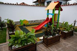 Einstein House & Spa, Guest houses  Marchevo - big - 50