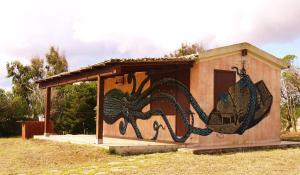 Casa Maica, Panziók  Cuile Ezi Mannu - big - 3