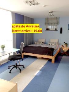 Appartement & Studio Schloßberg, Apartmány  Hofheim am Taunus - big - 16