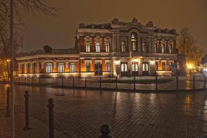 Apartament Pushkin Theatre