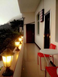 Review Hengshan Shanyu Lodge