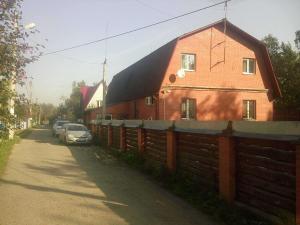 Семейный отель Малинка-Шереметьево