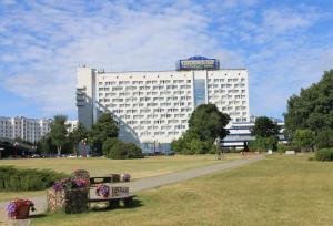 Отель Планета - фото 2