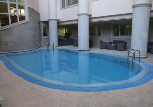 Swimming pool Hotel Tafilalet