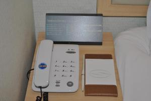 Hotel Robero Jeju, Hotel  Jeju - big - 3