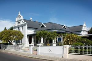 Caledon Villa, Penziony  Stellenbosch - big - 76