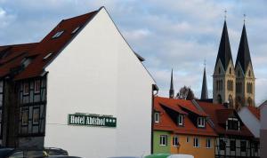 Hotel Abtshof, Penzióny  Halberstadt - big - 55