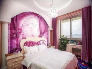 Shehongyu Jinxiang Theme Hotel, Отели  Shehong - big - 3