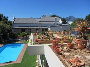 Caledon Villa, Penziony  Stellenbosch - big - 78