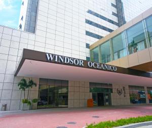 Windsor Oceânico, Szállodák  Rio de Janeiro - big - 35