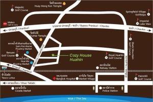 Cozy House Huahin - Suan Son