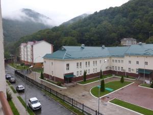 Апартаменты У Горки города, Красная Поляна