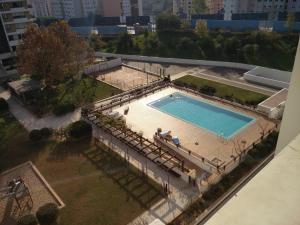 Páteo Central Apartment