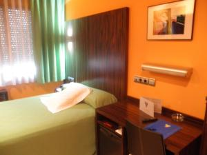 Hotel Gran Via, Hotely  Zaragoza - big - 40