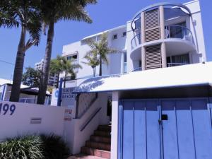 Surfers Beach Resort One - Surfers Paradise, Queensland, Australia