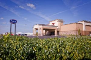 Nearby hotel : Hampton Inn Evansville Airport