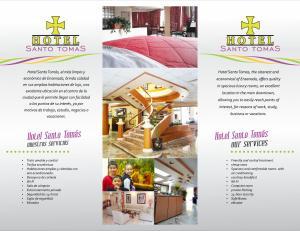 Hotel Santo Tomas, Szállodák  Ensenada - big - 23