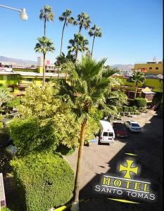 Hotel Santo Tomas, Szállodák  Ensenada - big - 18