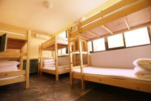 Beijing MC Town Hostel, Hostely  Peking - big - 6