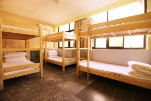 Beijing MC Town Hostel, Hostely  Peking - big - 4