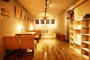 Beijing MC Town Hostel, Hostely  Peking - big - 26