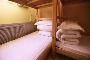 Beijing MC Town Hostel, Hostely  Peking - big - 11