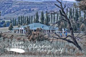 Upper House Guesthouse, Affittacamere  Clarens - big - 35